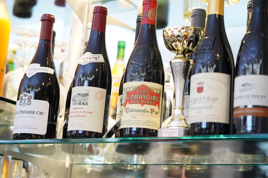 Bonnes bouteilles